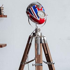 Мото-торшеры и лампы Vstileretro от производителя